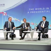 From the Summit: The World in the Making: A Presidential Perspective