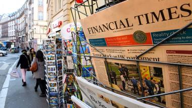 Una conversazione tra Bruno Crastes ed il Financial Times